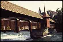 Lucerne Mill Bridge